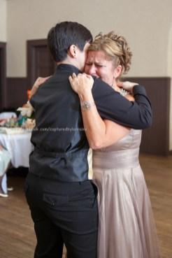 Mother Daughter Dance Wedding Bridey