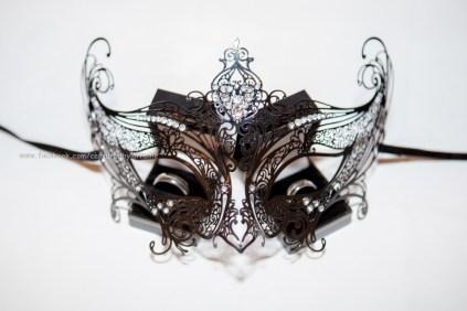 Mask Wedding Rings