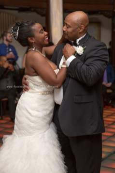 Wedding Hotel Baker Father Daughter Dance