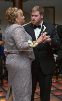 Wedding Hotel Baker Mother Son Dance