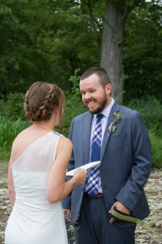 River Wedding vows