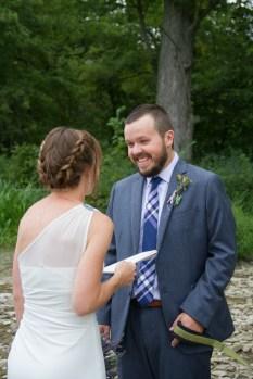 River Wedding vows