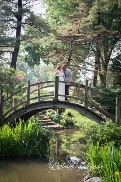 Fabyan Parkway Japanese Garden Wedding