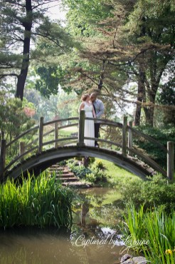 Fabyan Parkway Japanese Garden Wedding