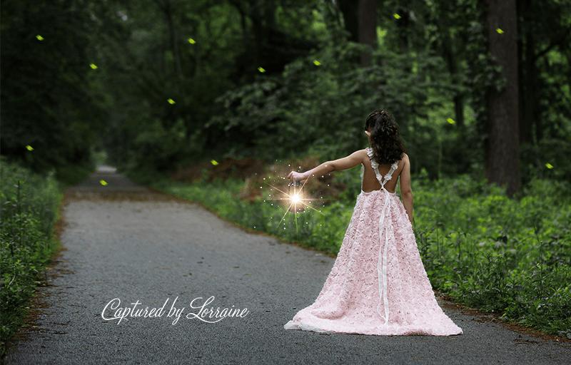 Magical Child photo shoot illinois