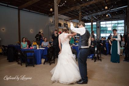 Warehouse 109 Plainfield Il Wedding Photographer