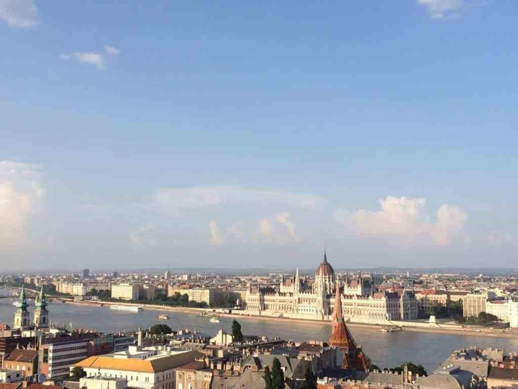 Budapest, a magical city
