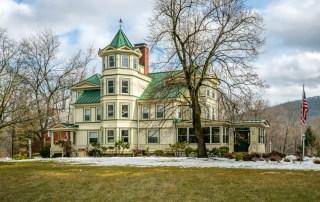 Historic Linden House, Simsbury, CT USA