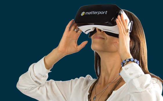 VR - Virtual Reality from Capture Visual Marketing