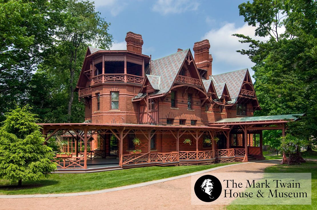 The Mark Twain House in 3D
