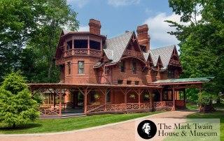 The Mark Twain House in 3D