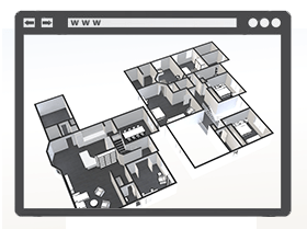Create 3D from Floor Plans