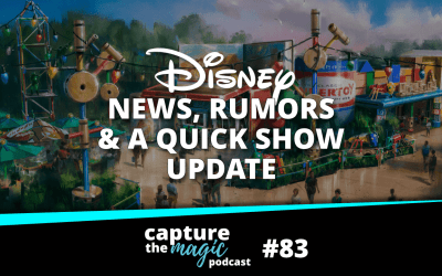 Ep 83: News, Rumors + A Quick Show Update!