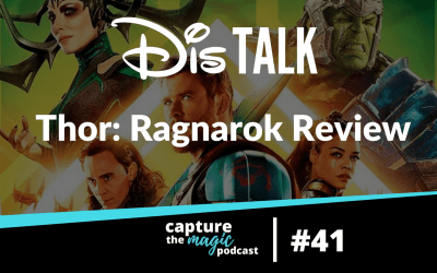 Ep 41: Dis Talk – Thor Ragnarok Review