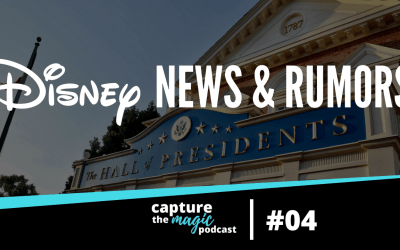 Ep 04: News, Disney Bits & Rumors – 6/29/17