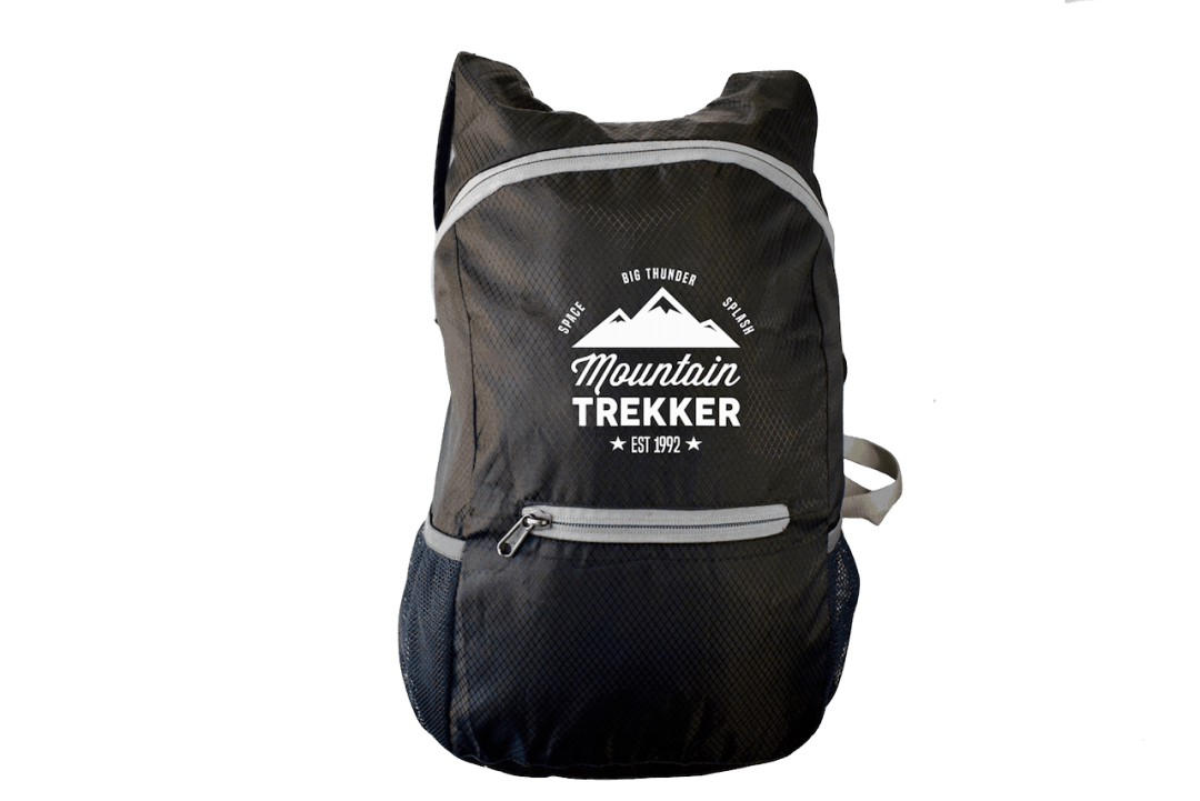 Moutain Trekker Bag Front