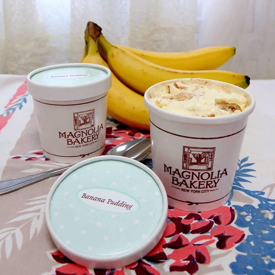 Banana Pudding -Magnolia Bakery © Capucineee.com