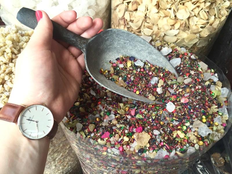 Marché aux épices de Dubaï © Capucineee.com