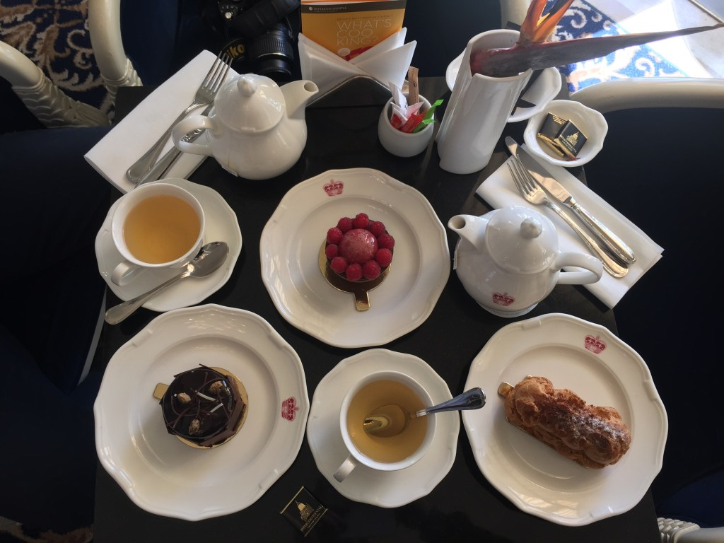 Afternoon Tea - Carlton Cannes © Capucineee.com