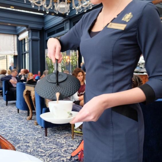 afternoon tea intercontinental amsterdam amstel
