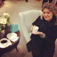 tea time chez tiffany NYC