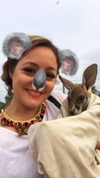 sanctuaire kangourous alice springs 5