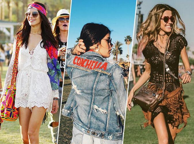 Wishlist shopping pour Coachella