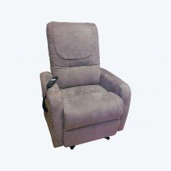 fauteuil releveur plateau gris