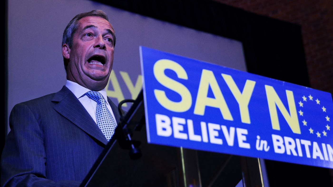 Nigel Farage is the In campaign's single best asset