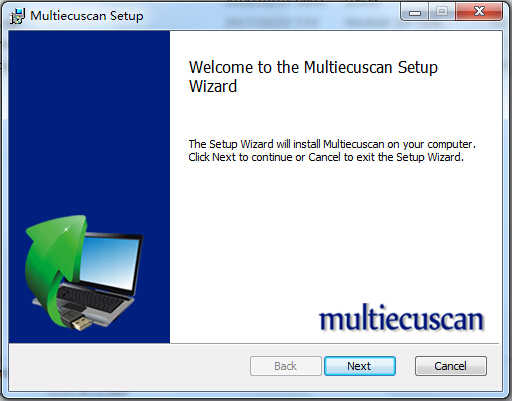 How To Install Multiecuscan Software Registered Auto