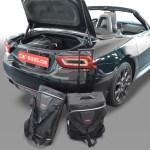 Fiat 124 Spider Travel Bags Car Bags Com