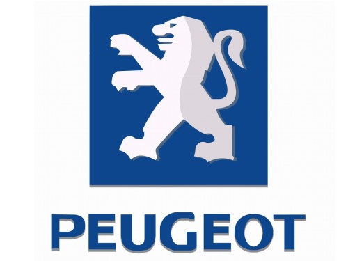 Peugeot Car Symbol