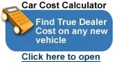 Invoice price for cars