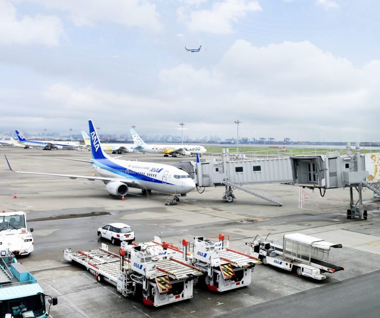 東京から八丈島への飛行機のアクセス(2020年7月&8月)