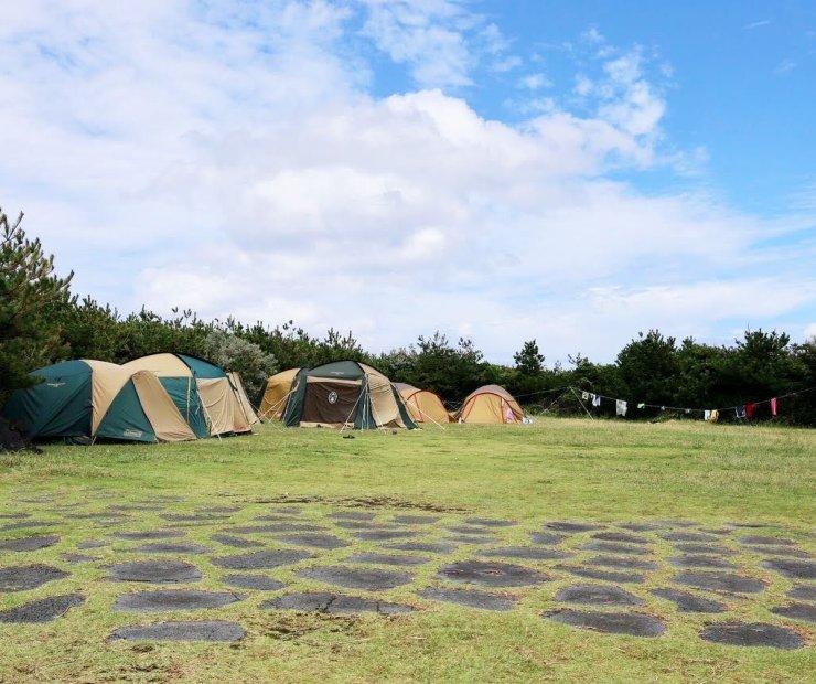2020夏八丈島のキャンプ泊禁止について