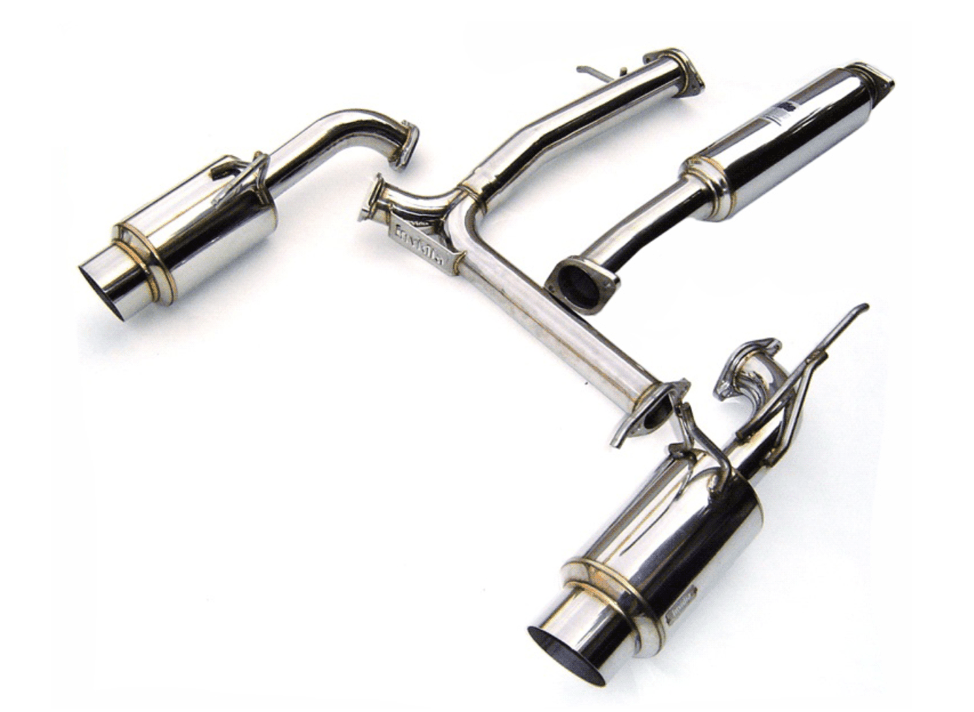 review the best exhaust for nissan 350z