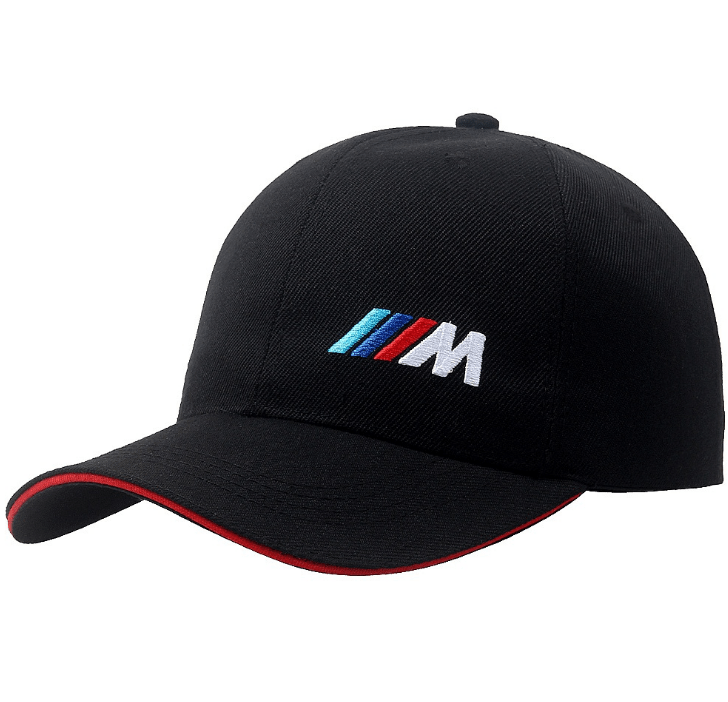 Bmw M Power Baseball Embroidery Cap Hat Sport Motorsport Racing Cotton Free Ship All Accessories For Cars Car Everthing Com