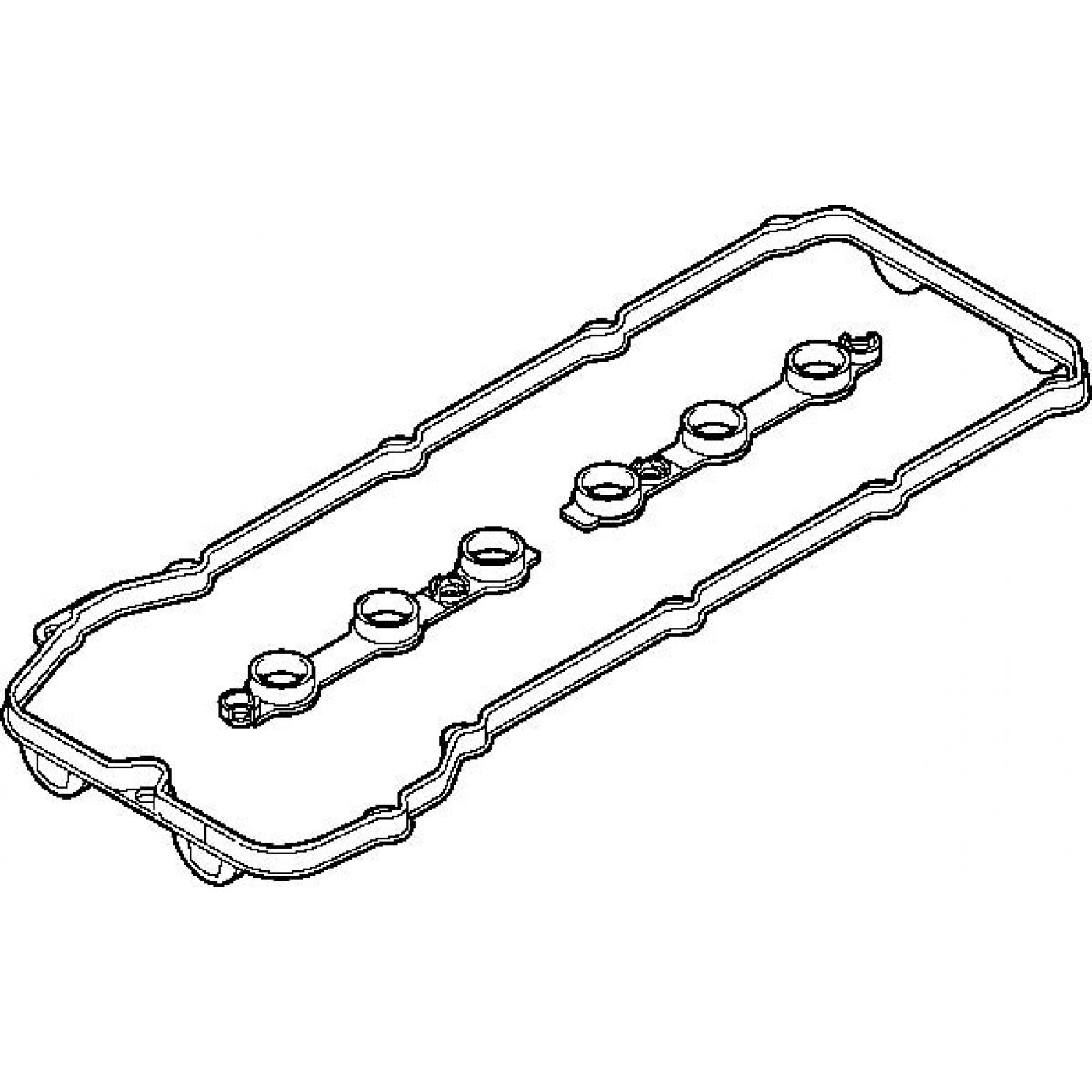 Elring Gasket Set Valve Cover For Bmw M54 From Yr 10