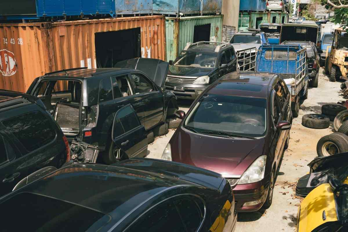 欠稅車、事故車、泡水車可以汽車報廢嗎?價格會不會有影響?
