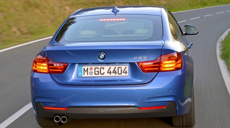 100 New Photos - 2015 BMW 428i and 435i Gran Coupe Are Segment-Busting AWD 4-Doors 15