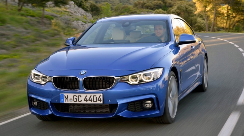 100 New Photos - 2015 BMW 428i and 435i Gran Coupe Are Segment-Busting AWD 4-Doors 18