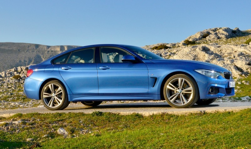 100 New Photos - 2015 BMW 428i and 435i Gran Coupe Are Segment-Busting AWD 4-Doors 38