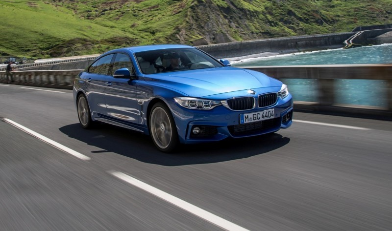 100 New Photos - 2015 BMW 428i and 435i Gran Coupe Are Segment-Busting AWD 4-Doors 4