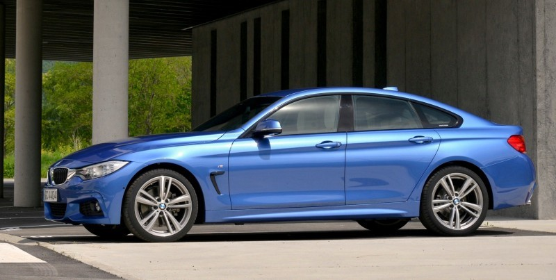 100 New Photos - 2015 BMW 428i and 435i Gran Coupe Are Segment-Busting AWD 4-Doors 64