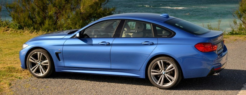 100 New Photos - 2015 BMW 428i and 435i Gran Coupe Are Segment-Busting AWD 4-Doors 66