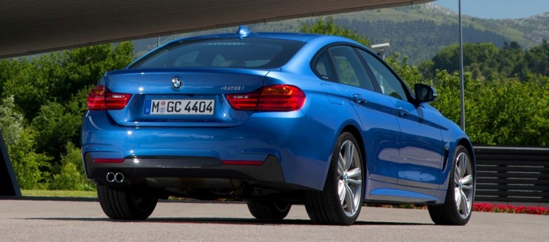 100 New Photos - 2015 BMW 428i and 435i Gran Coupe Are Segment-Busting AWD 4-Doors 73