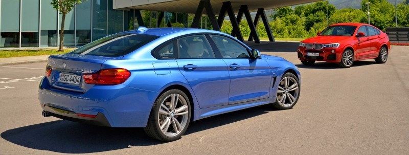100 New Photos - 2015 BMW 428i and 435i Gran Coupe Are Segment-Busting AWD 4-Doors 77