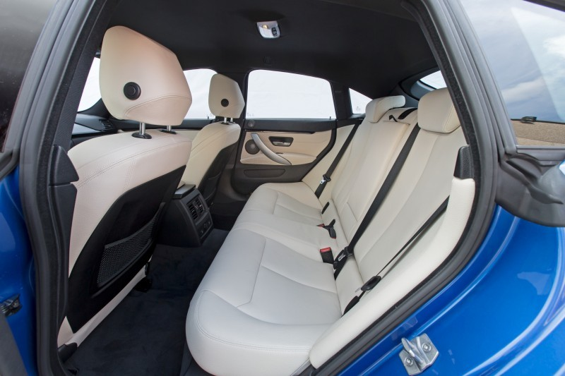 100 New Photos - 2015 BMW 428i and 435i Gran Coupe Are Segment-Busting AWD 4-Doors 84