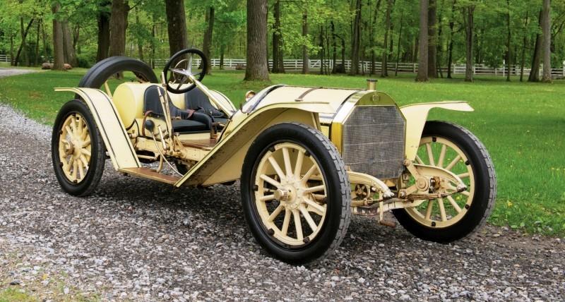 1911 Mercer Type 35R Raceabout 17