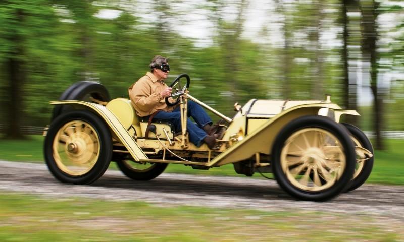 1911 Mercer Type 35R Raceabout 18